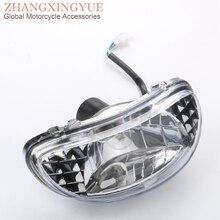 Налобный фонарь для скутера в сборе для Baotian BT50QT 9 50cc 4 тактный