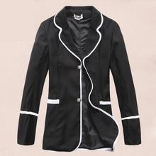 Nouveau coréen hommes mode Blazer garçons étudiants costume décontracté veste mâle Blazers hommes manteau japonais loisirs école uniforme manteau noir