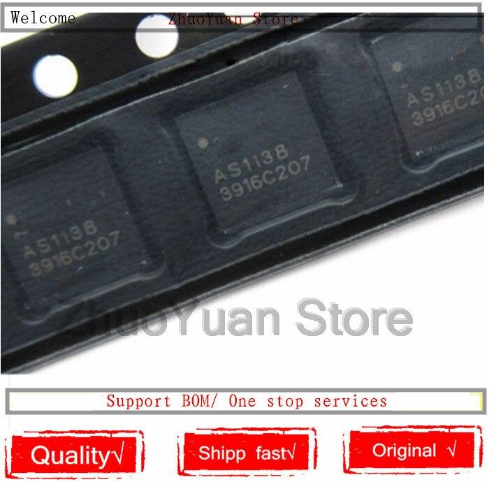 10 unids/lote AS1138 QFN20 Original nuevo Chip IC