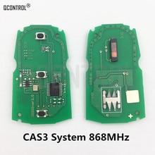 QCONTROL Auto Afstandsbediening Smart Key Printplaat voor BMW CAS3 Systeem CAS3 X5 X6 Z4 1/3/ 5/7 serie 868MHz ID46 PCF7945