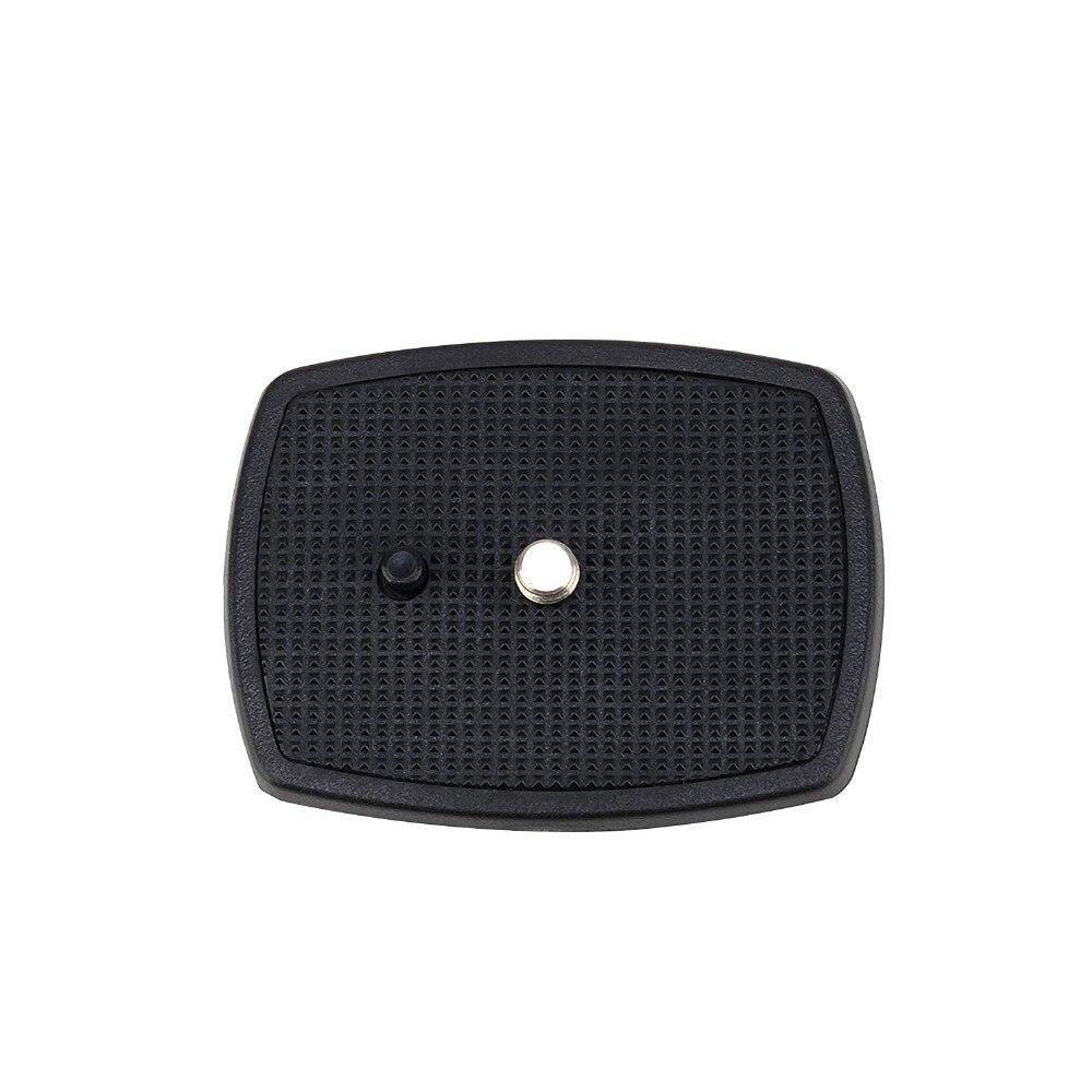 Quick Release Tripod Plate Screw Adapter For Zomei Z666 Tripod Monopods Camera Quick Release Plate for Digital Camera DSLR SLR