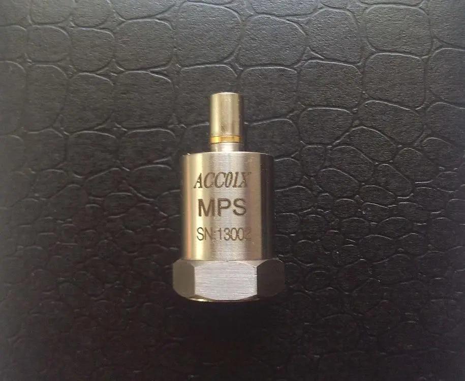 100mv/g [MPS-ACC01X] IEPE (ICP) יחיד ציר האצת חיישן מספק סוגים רבים של רגישות.