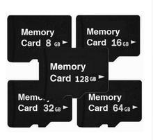 Capacité réelle carte mémoire noire + adaptateur carte micro tf carte TF 512 mo 2gb 4gb 8gb16gb 32gb 64gb 128gb 256gb livraison gratuite