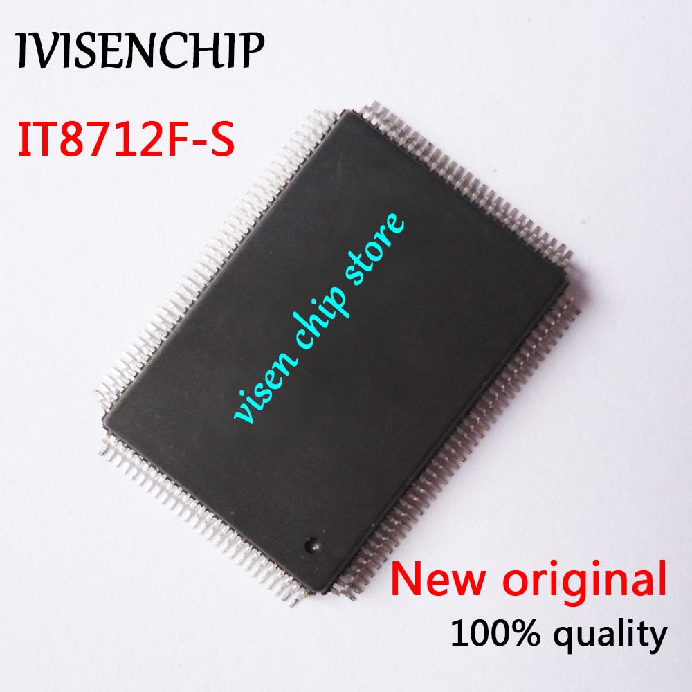 2 pcs IT8712F-S IT8712F QFP-128