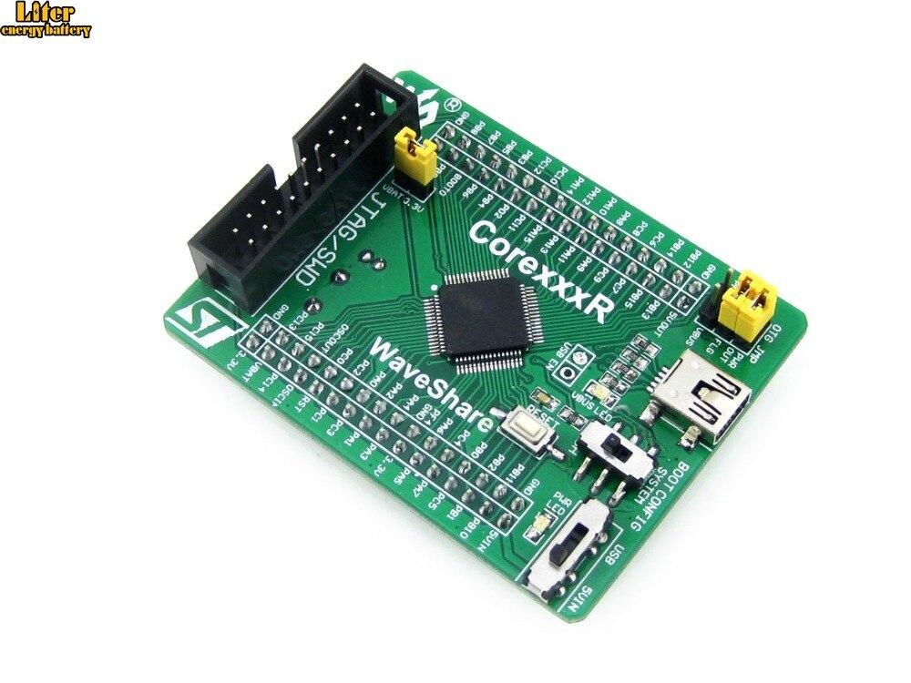 STM32 Core Board STM32F405RGT6 STM32 ARM Cortex-M3 STM32 Kit de placa de desarrollo con IOs completos = Core405R