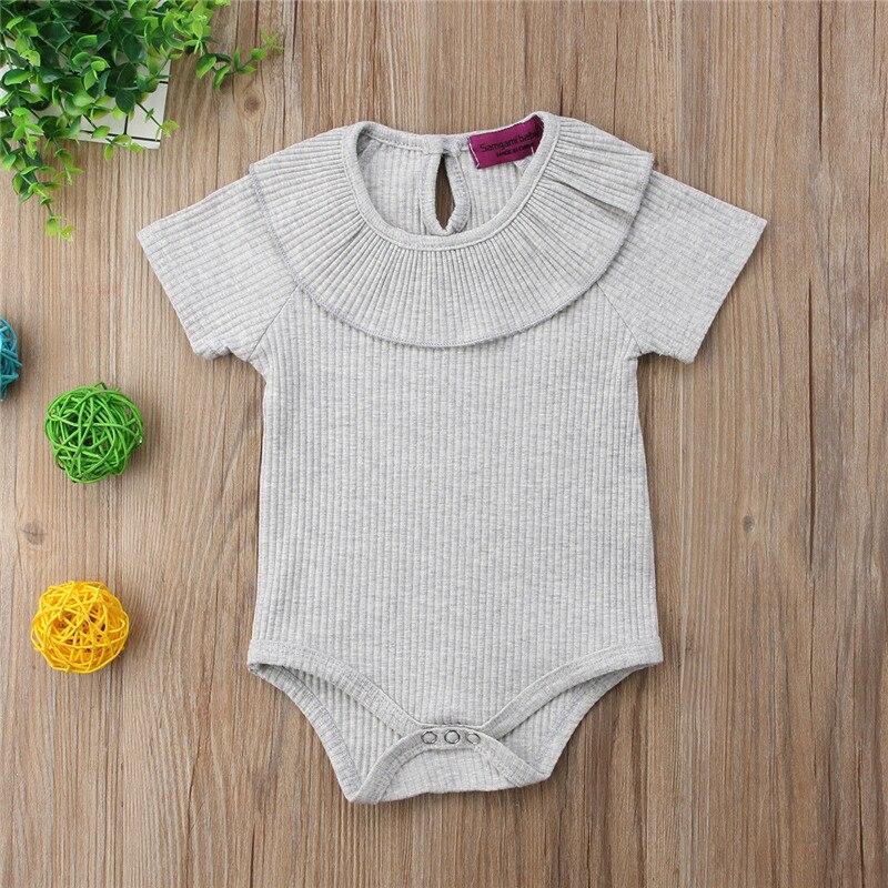 Traje de bebé recién nacido 2019 para niña bimba con cuello de mono de verano verano