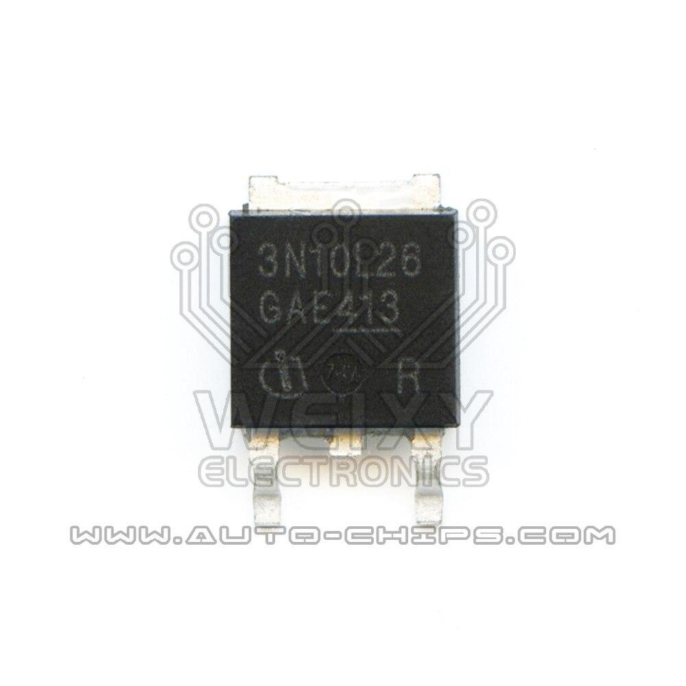 Chip 3N10L26 para automoción