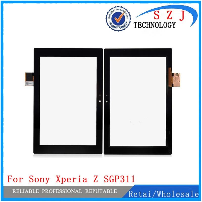 Сменный сенсорный экран 10,1 дюйма для Sony Xperia Z SGP311 SGP312 SGP321