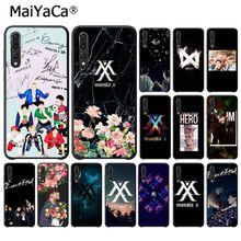 MaiYaCa Monsta X KPOP Boy Group DIY Роскошный чехол для телефона Huawei P20Lite P30Pro P Smart Y5 Y6 Honor8A 8C 10i Nova3 Mate20Lite