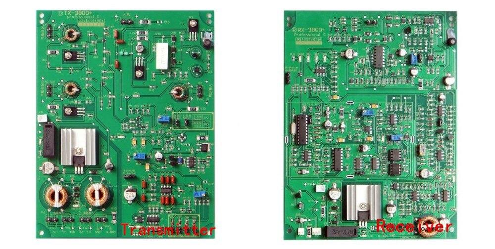 Eas rf system 8.2mhz RX+ TX anti-shoplifting alarm antenna enlarge
