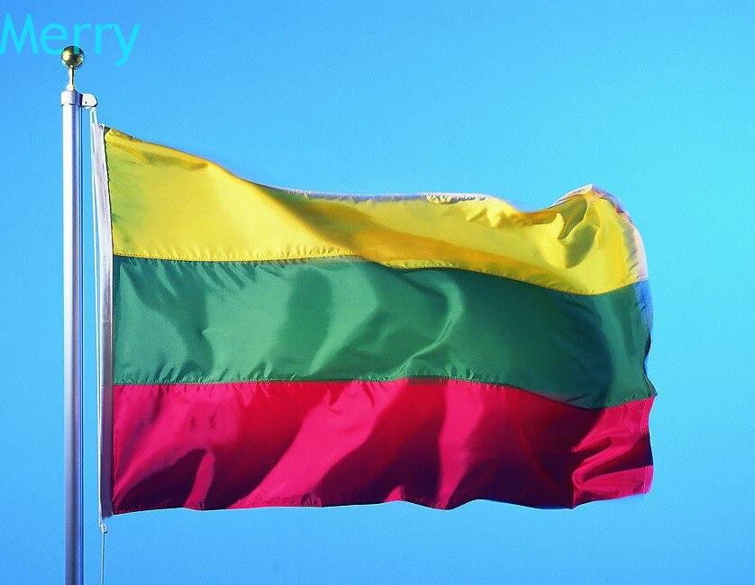 Banderas nacionales banderas 150x90cm poliéster Bandera de País de Luxemburgo Hungría Chipre Malta Letonia Lituania Italia Rumanía Irlanda