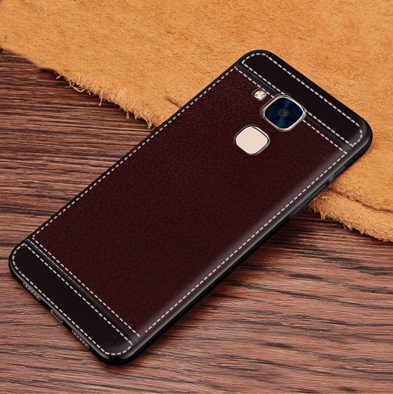 GT3 NEM-L31 Роскошный чехол из искусственной кожи с текстурой задняя крышка чехол для Huawei Honor 5C NEM-TL00H NEM-UL10 NEM-L22 NMO-L23