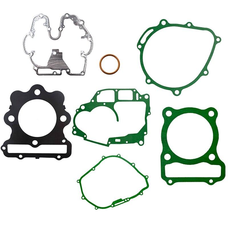 AHL de la cabeza del cilindro de juntas del motor de arranque cubierta junta para Honda XR250 XR250R XR250L 1986-2004