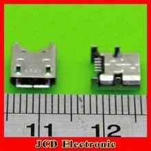 ChengHaoRan 10 pcs/lot pièces de réparation prise Micro USB 5 broches pour tablette pc Acer Iconia Tab B1-A71 A200, MC-181
