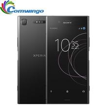 Original Sony Xperia XZ1 G8341 64G ROM 4G RAM 19MP Octa Core NFC 2700mAh Single Sim Android 7.1 Quick Charge 3.0 Phone