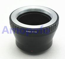 Amopofo m42-pq adapter m42 lens voor pentax q pq p/q mount adapter q10