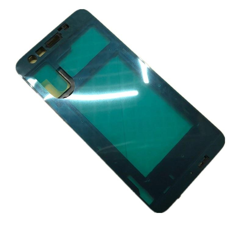 10Pcs/Lot Front Housing Frame LCD Display Frame For LG K8 2018 K8+ Fortune 2 Aristo 2 Zone 4/ K9 LM X210ULMG LM X210CM