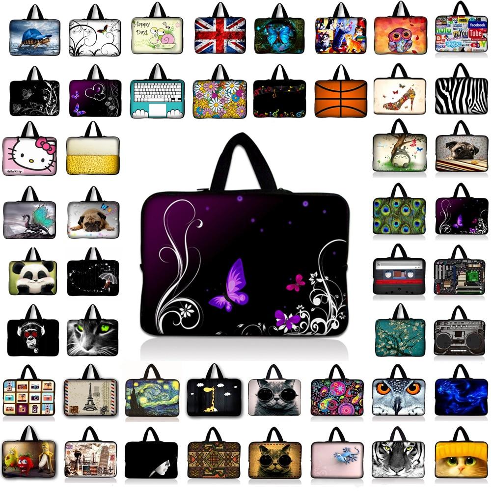 Fashion Laptop Bag 10 10.1 10.2 11.6 12.1 13 13.3 14.1 15 15.4 15.6 17.4 17.3 inch Netbook Sleeve Ca