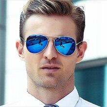 2020 New Classic aviation Hot Sunglasses Women Fashion Vintage Sunglasses Men Frog Mirror UV400 Sun