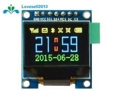 0.95 pouces SPI polychrome OLED affichage bricolage Module 96x64 LCD pour Arduino SSD1306 pilote IC Top qualité