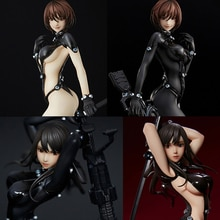4 Type Union Sexy créatif GANTZ O Anzu Yamasaki Shimohira Reika épée xfusil figurine jouet poupée