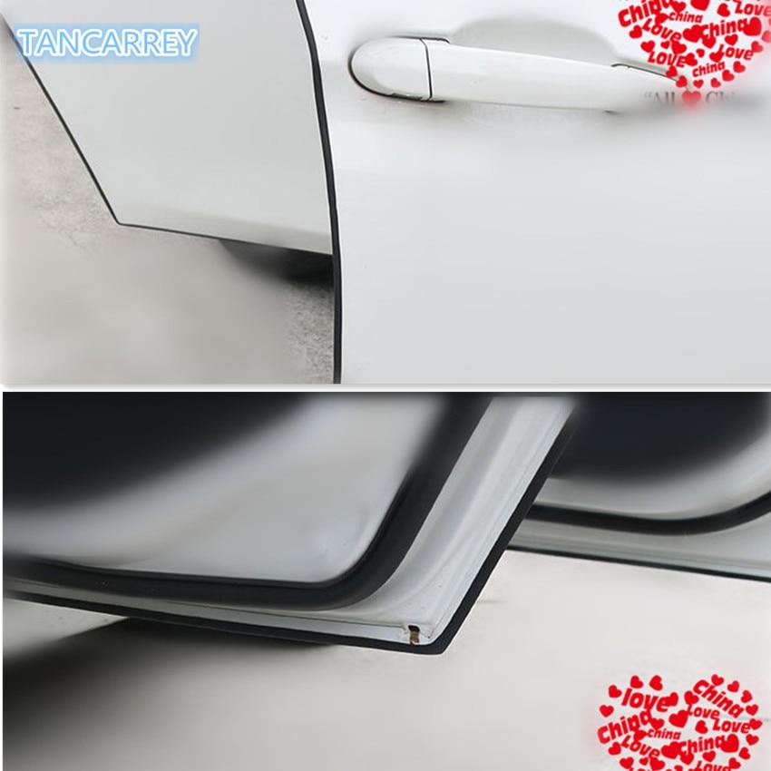 Nuevo Producto, adhesivo antibrillo para puerta de coche de 10 metros, compatible con SEAT Ibiza, Leon, Alhambra, toledo, cordoba, altea xl, accesorios