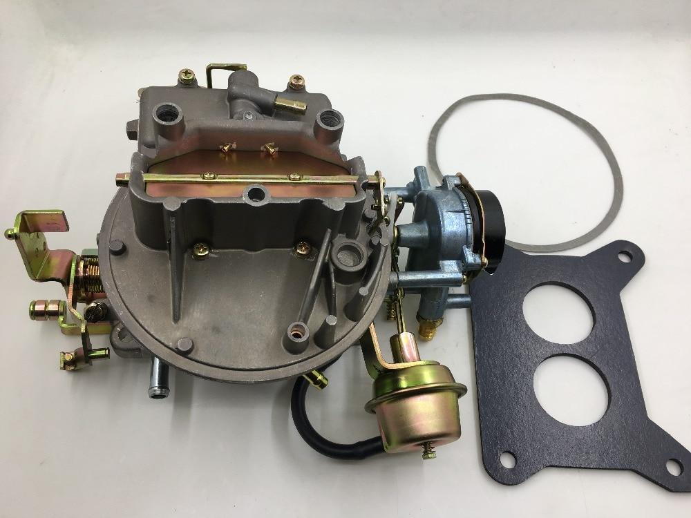 SherryBerg carburador 2-carburador de barril carb 2100 A800 para Ford 289 302 351 Cu forJeep 360 motor 64-78