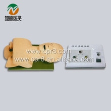 BIX-J5S Elektronische Atemwegs Intubation Modell (Mit Zähne Kompression Alarm Gerät) G010