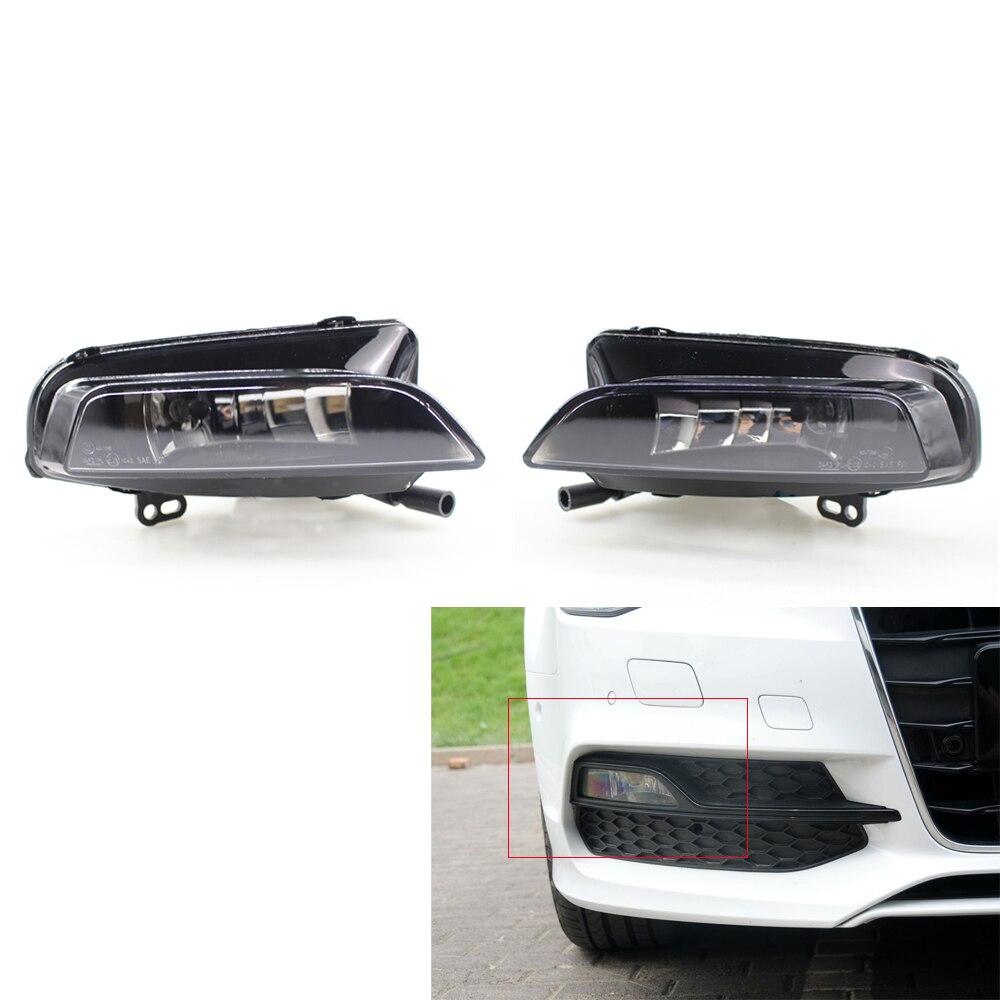 Fog Driving Light Lamp L&R For AUDI A3 8V RS3 S3 Hatchback 12-16 8V0941699 8V0941700