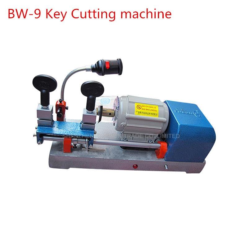 Новый многофункциональный патрон изготовление дубликатов ключей машины 220v/50hz ключ оборудование для производства для слесаря BW-9