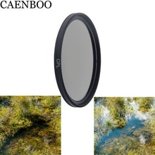 Filtre caméra CAENBOO CPL Polar 25mm 28 37 40.5 46 49 52 55 58 62 67 72 77 82mm pour objectif Canon EOS Nikon Sony universel DSRL