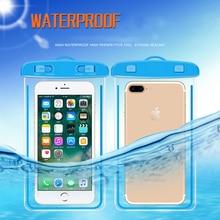 Universal Waterproof Cover Case Bag For Xiaomi MI2 2A 3 4 4C 4S 5 5C 5S 6 Mix Note Redmi 2 3 3X 4 4 Prime  4A 4X Note 2 3 4