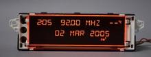 Support décran aux écran de Peugeot 307   Moniteur rouge, 12 broches, certain modèle 408, modèle