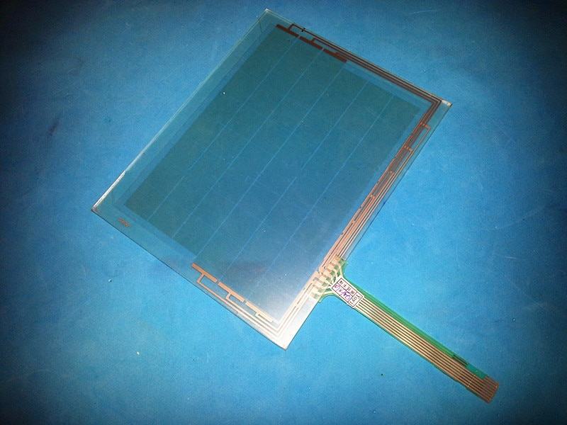 touchscreen for Schneider XBTGT2130 touch screen digitizer panel glass