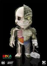 Killer Croc 4D XXRAY master Mighty Jaxx Jason Freeny anatomie Cartoon ornament