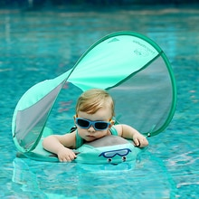 Dziecko stałe Float pierścień niemowlę maluch bezpieczeństwa sportów wodnych pływać pływający basen szkoła szkolenia pływać trener