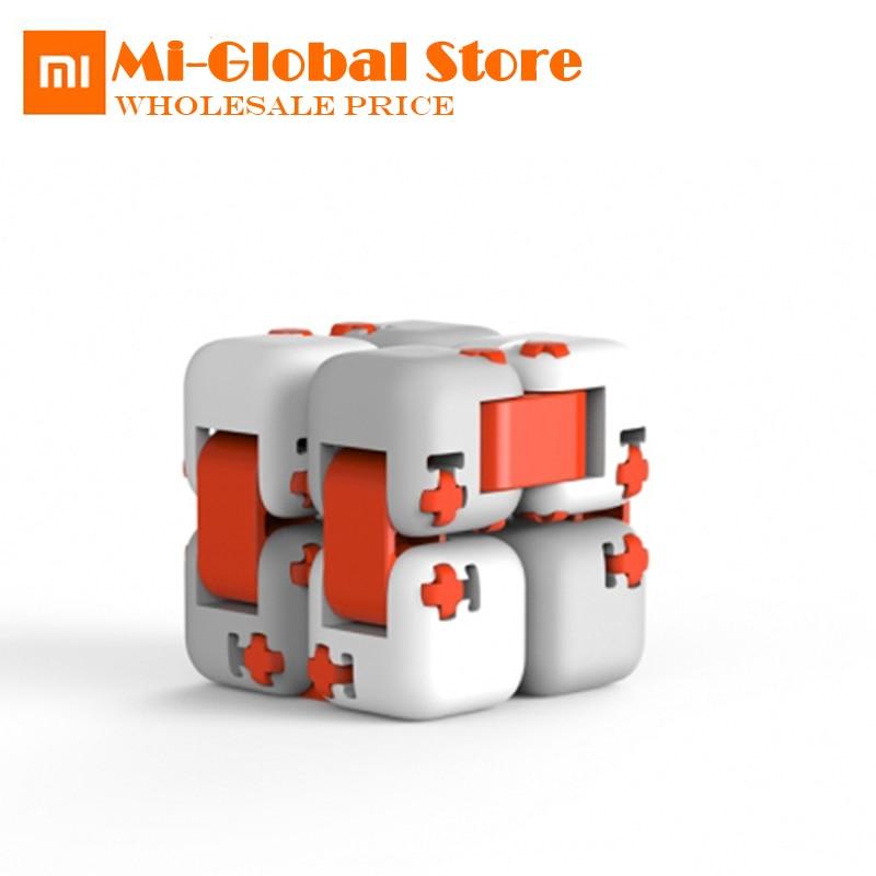 Original xiaomi mitu Cubes Spinner Finger Bricks Intelligence Toys Smart Fidget Magic Cubes Infinity Toys Anti Stress Anxiety