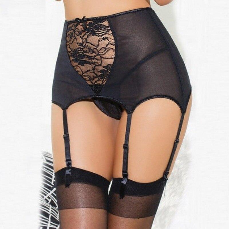 Jartiyer-جوارب دانتيل مثيرة للنساء ، ملابس داخلية عالية الخصر ، حمالة صدر ، ملابس داخلية قوطية عتيقة