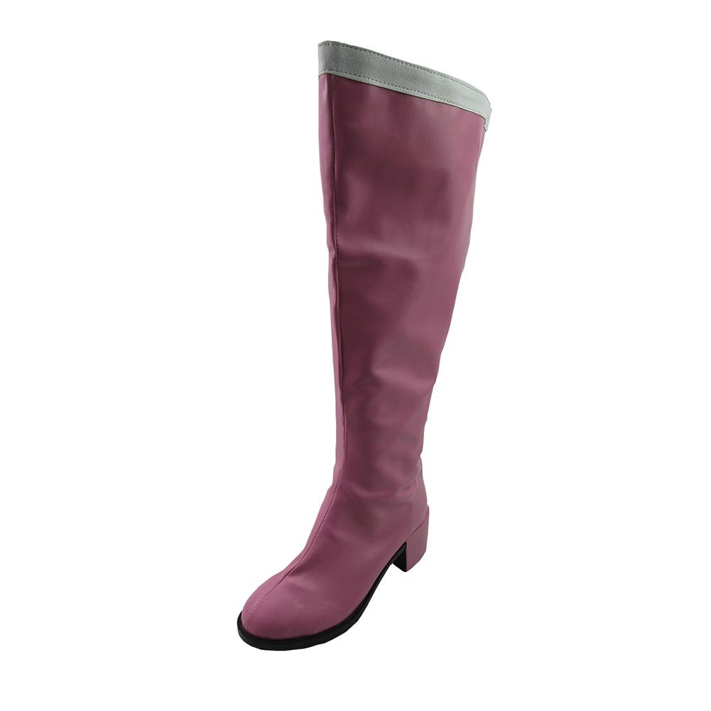 Brdwn بحار القمر المرأة بحار تشيبي القمر تأثيري الأوسط حذاء مصنوع حسب الطلب أحذية عالية الكعب