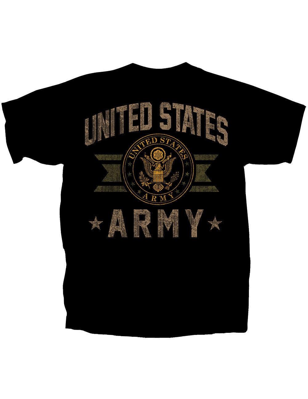 2019 verano Cool camiseta nueva NWT ejército orgullo militar Camiseta con bolsillo-licencia oficial x-large camiseta divertida