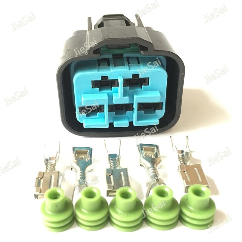 5 Pin женский электрический соединитель автомобильный соединитель провода