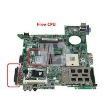 NOKOTION MBTED06001 MB.TED06.001 For Acer aspire 3680 5570 5580 Laptop Motherboard DA0ZR1MB6D1 DDR2 940GML Free cpu