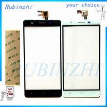 RUBINZHI panneau décran tactile de téléphone pour Cubot S550 écran tactile avant verre numériseur capteur tactile réparation pièces écran + bande
