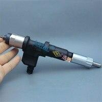 ERIKC Fuel Diesel Injectors 095000-5511 Fuel Nozzle 0950005511 Diesel Engine Common Rail Inyector 095000 5511 for Isuzu SWF1-TC