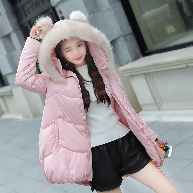 New Winter Pregnancy Wear Coat Pregnant Coats Maternity Clothing Maternity Down Jacket Women Outerwear Hooded Warm Clothes enlarge