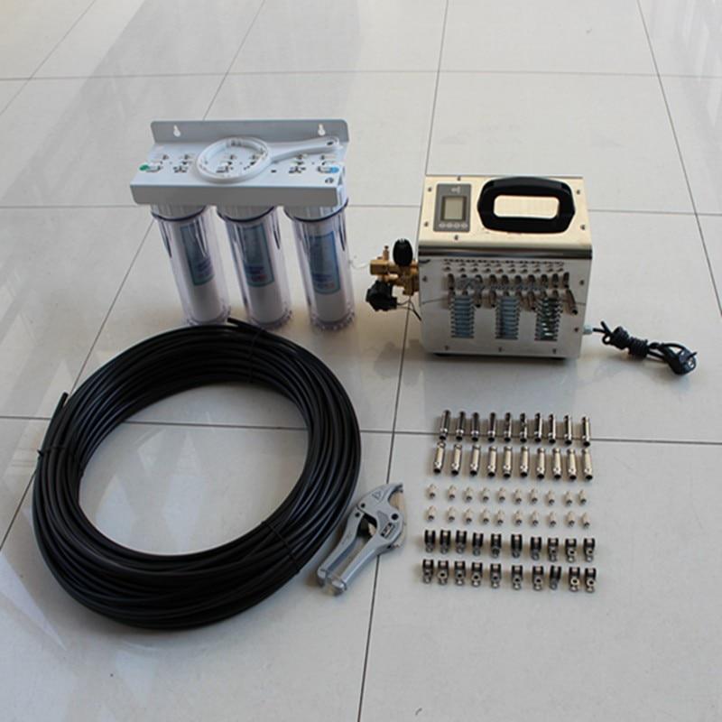 نظام التغشية بالضغط العالي E147 ، مع مضخة رش واحدة وجميع الملحقات