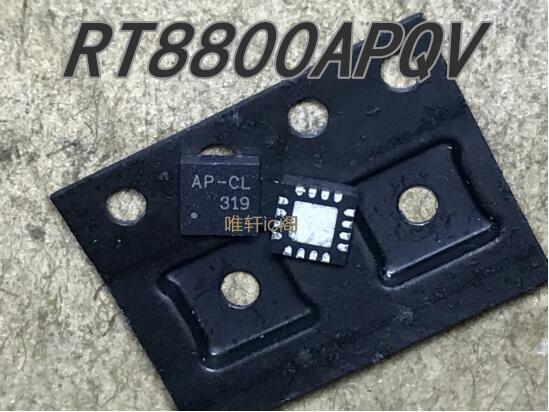 Darmowa wysyłka 10 sztuk/partia RT8800APQV RT8800 QFN16 magazynie