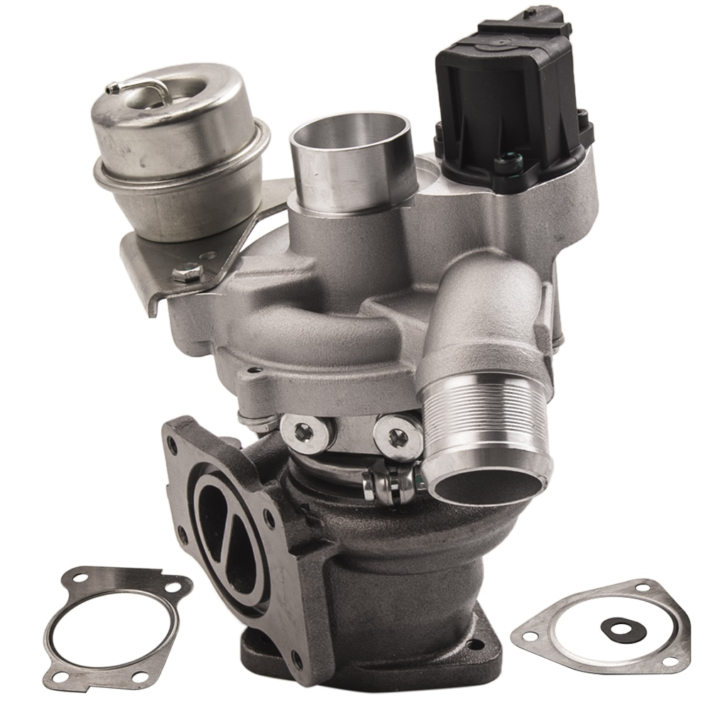 Turbo k03 para peugeot citroen c4 ds 3 thp 150hp 1.6l ep6dt turbocompressor