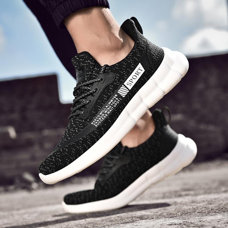 Мужские кроссовки для бега, брендовая легкая обувь для бега, спортивная обувь для улицы, Высококачественная дышащая обувь для мужчин, спорт...
