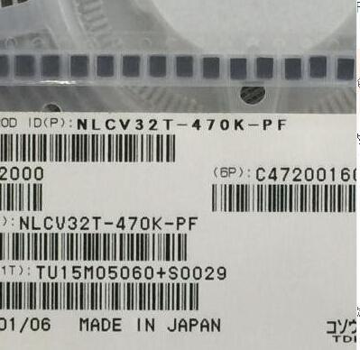 Free Shipping 2000pcs/lot 1210 3225 20% FIXED IND 6.8UH 530MA 270 MOHM NLCV32T-6R8M-PF